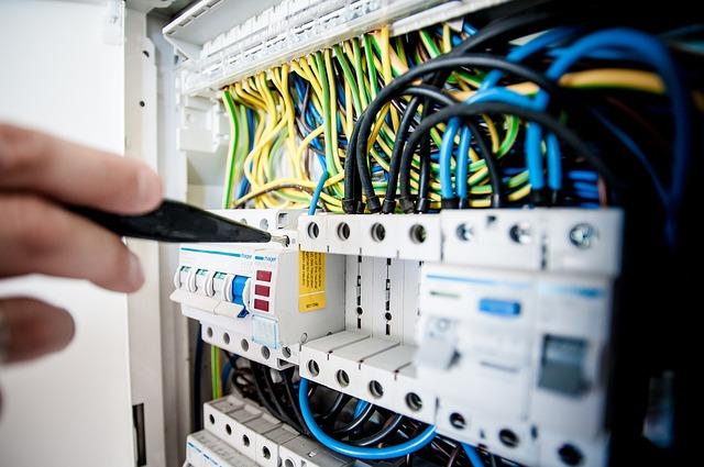 elektrické pojistky